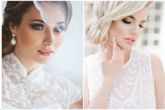 Bruidsmake-up Marina van Erp